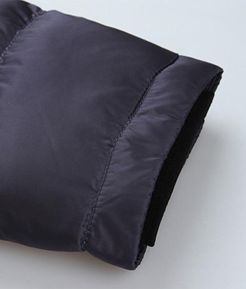AAAATA19281 Mens Stand Collar Waterproof Lightweight Down Jacket 1